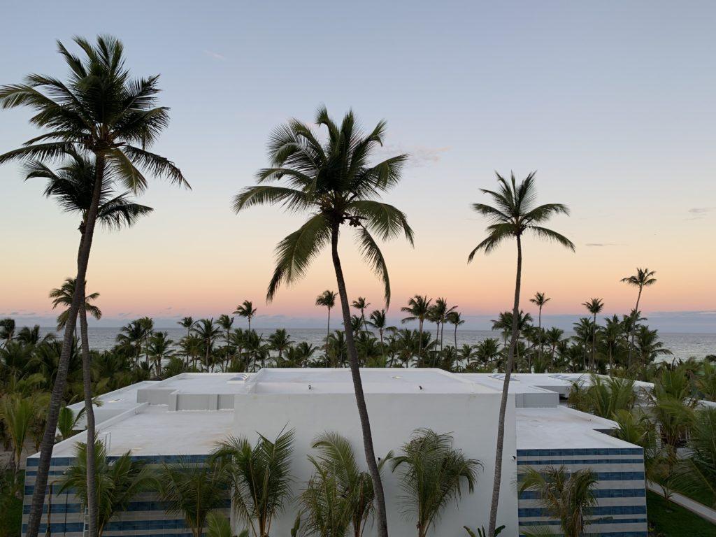 Sonnenuntergang Punta Cana