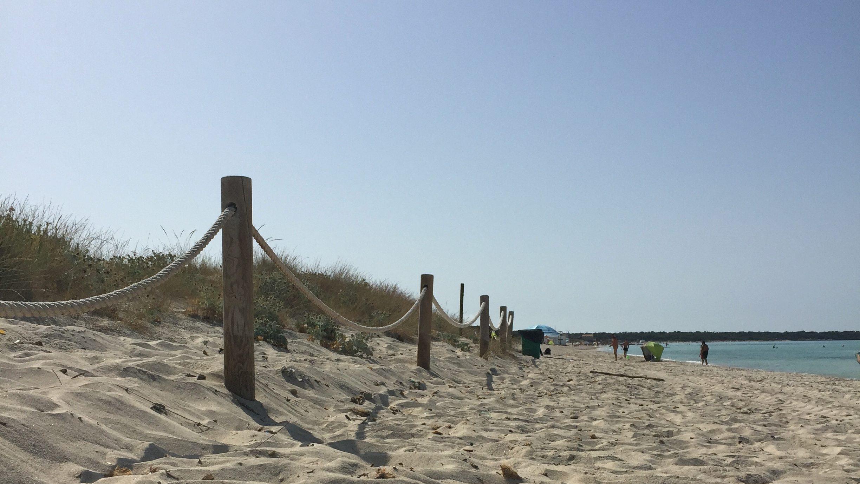 Der Gay Strand Es Trenc 1