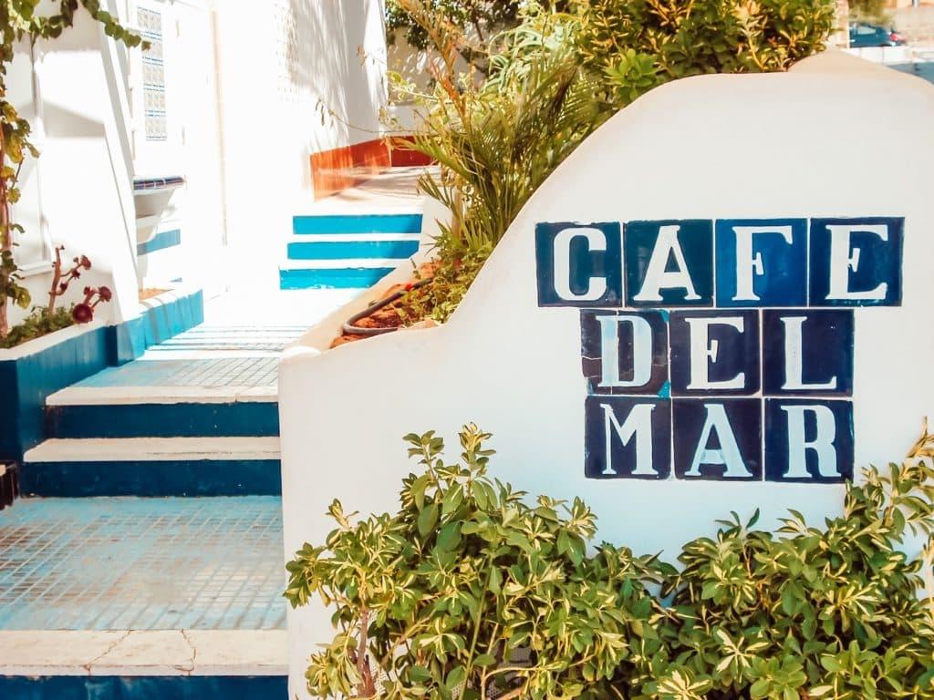 Cafe del Mar auf Ibiza